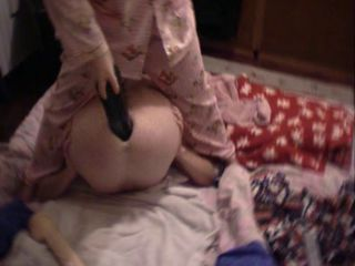 TheButthole 07 Wife giant strapon husband