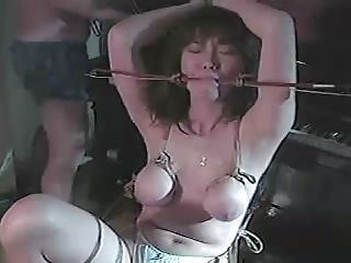 Japanese Girl Spanked and Whipped (2 of 2)