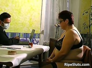 BBW Doctor Glasses Mature