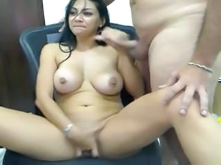 Willing speedy sister with an adventurous hole	does a dick on her cam show