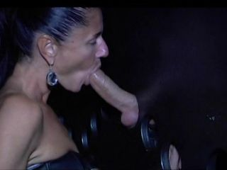 Blowjob European French Gloryhole MILF