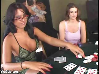 Lose At Poker - Gotta Get Fucked Eva Angelina