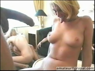 Babe Big cock Blowjob Groupsex Orgy