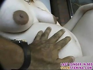 Pregnant threesome part1  free