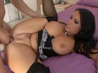 Jenna Presley Rear View