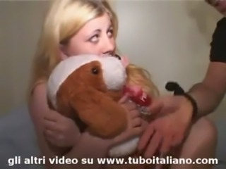 Daddy Daughter European Italian Old and Young Teen