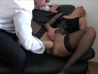 BRUTAL FIST screwing SQUIRTING ORGASMS