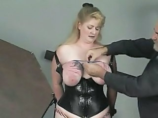fatty nipple torture
