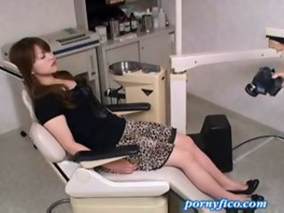 Asian Doctor Japanese MILF