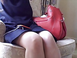 Amateur Upskirt Wife
