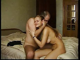 Casting Pierre Goodman. Russian girl tightly