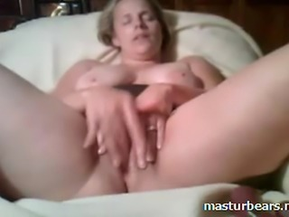 Cuckold MILF 34 years. My masturbation afternoon with 1 of my toyboys in the...