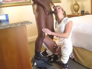 Amateur Big cock Blowjob Cuckold Interracial Wife