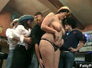 BBW Groupsex Mature Mom Old and Young Party