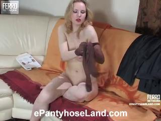 Mix of Stocking Sex clips by ePantyhose Land Sex Tubes