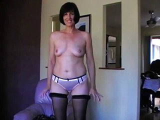 Amateur Homemade Mature Panty Wife
