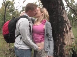 Amateur Blowjob Outdoor Teen