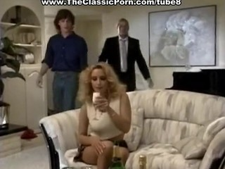 Drunk Double Penetration MILF Threesome Vintage