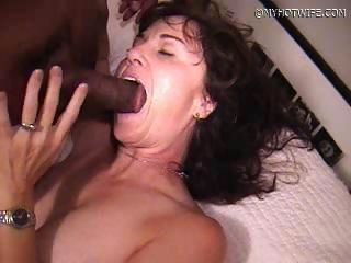 Amateur Big cock Blowjob Interracial Wife