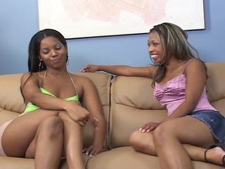 EBONY CHICKS AND HER TOYS...usb