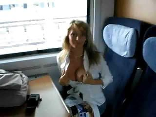 Amateur MILF Pov Public Stripper