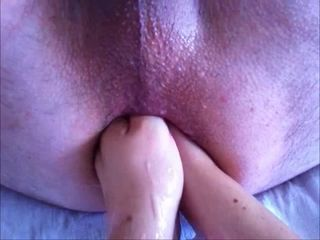 double fist anal