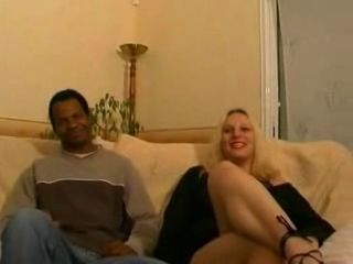Amateur Casting Interracial MILF