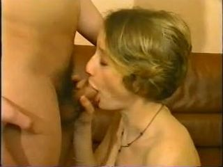 Amateur Blowjob European French Girlfriend