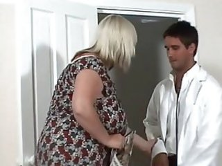 BBW Big Tits Doctor MILF Mom Old and Young