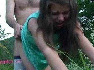Doggystyle Hardcore Outdoor Teen