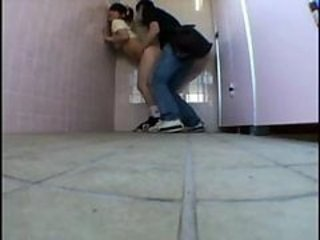 Doggystyle Hardcore Teen Toilet