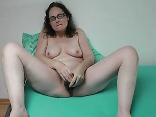 Dildo European German MILF Toy