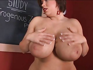 BBW Big Tits MILF Natural Teacher