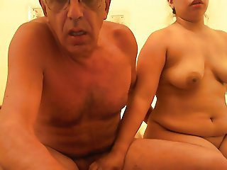 Babysitter Chubby Daddy Old and Young SaggyTits Teen
