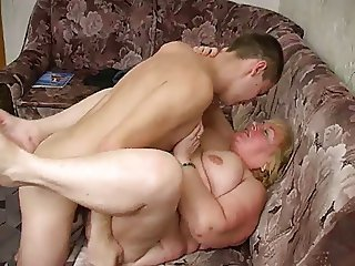 Amateur BBW Homemade Mature Mom Old and Young Russian