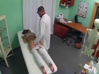 MRY - sexy girl fucked by dirty doctor
