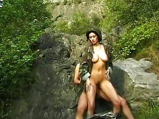 Army Babe Outdoor Riding Uniform