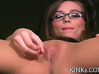 Cameltoe Of Trimmed Pussy