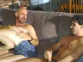Blowjob Daddy Daughter Old and Young Teen Threesome