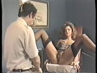 Doctor Hairy MILF Stockings Vintage