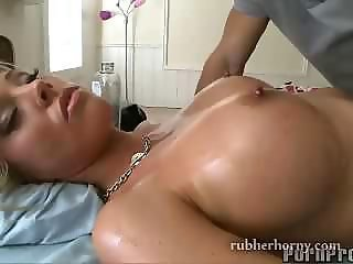 Babe Massage Nipples Silicone Tits