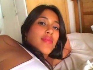 Brazilian Cute Latina Teen