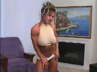 Big Tits MILF Stripper