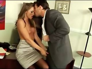 Babe Cute Office Pornstar Secretary