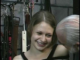 Bondage Daddy Fetish Old and Young Teen