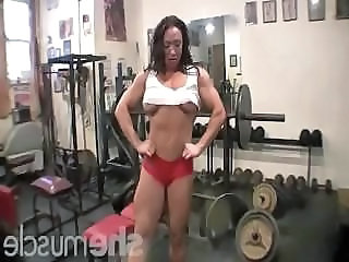 Sexy Gym Naked