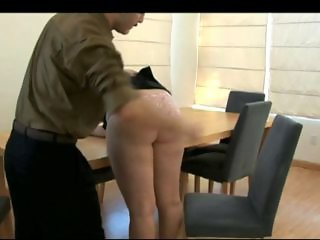 Lift Up Your Skirt.......Bend Over The Desk!!!!!!!