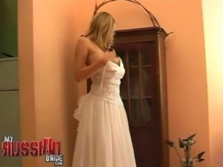 Bride Russian Stripper Teen