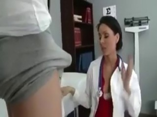 School Nurse MILF Jessica Jaymes