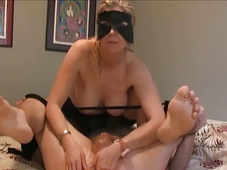 Prostate rub-down hard by wife in excess of be imparted to..